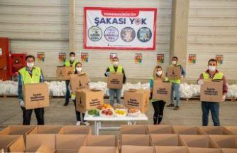Büyükşehir sosyal belediyecilikte yeni yıla hızlı başladı