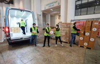 Büyükşehir'den sokak sanatçılarına pandemi desteği