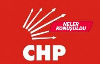 CHP İzmir'de kritik toplantı