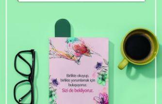 """Çiğlili kitapseverler """"Aristonikos Okuma Topluluğu'nda"""" buluştu"""