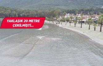 Deniz çekilmesi deprem habercisi mi?