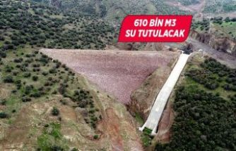 DSİ'den İzmir Aliağa'ya müjde
