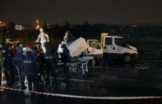 Eyüpsultan'da trafik kazası: 2 ölü
