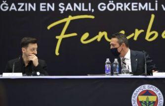 Fenerbahçe, Mesut Özil ile 3.5 yıllık sözleşme imzaladı!