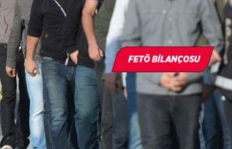 FETÖ bilançosu: İzmir'de 14 ayda 903 tutuklama!