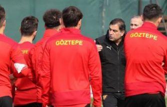 Göztepe'de Beşiktaş hazırlıkları başladı! Mossoro ve Gassama...