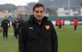 Göztepe'de Ünal Karaman sahaya indi! Transfer açıklaması