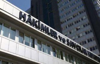 HSK'dan 9 hakime ihraç, Danıştay'a 3 yeni üye