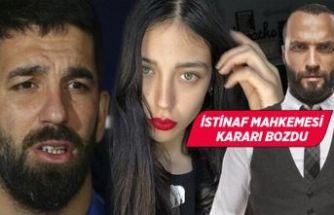 İstinaf Mahkemesi Arda Turan hakkındaki beraat kararını bozdu