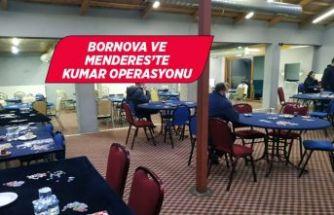 İzmir'de kumar oynayan 27 kişiye 195 bin lira ceza