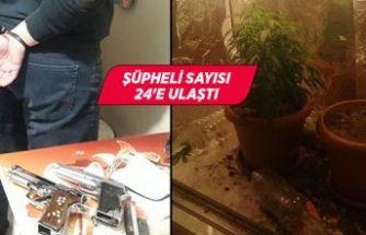 İzmir'deki suç örgütü operasyonunda yeni detaylar!