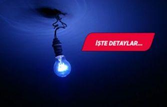 İzmir'in 12 ilçesinde elektrik kesintisi