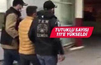 İzmir merkezli FETÖ operasyonunda son durum
