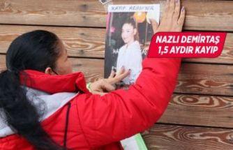 Kaybolan kızını arayan anne destek bekliyor
