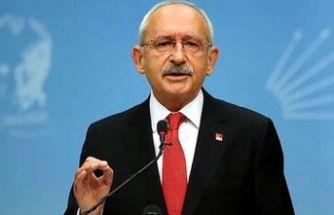 Kılıçdaroğlu, DİSK Başkanı ve heyeti kabul etti