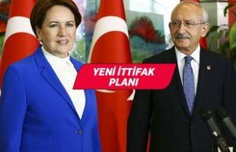 Kulislere bomba gibi düştü! İYİ Parti Lideri Meral Akşener'in yeni ittifak planı!