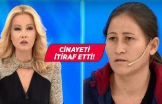 Müge Anlı'da canlı yayında cinayeti itiraf etti!