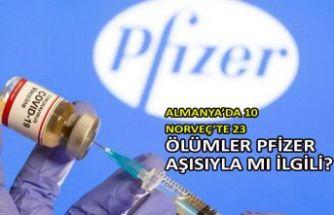 Ölümler Pfizer aşısıyla mı ilgili?