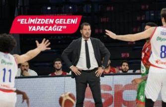 Pınar Karşıyaka Başantrenörü Sarıca'dan değerlendirme