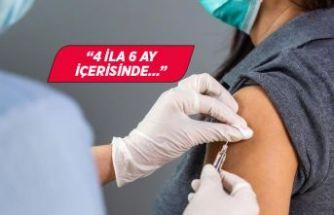 Prof. Yalçın'dan dikkat çeken aşı açıklaması