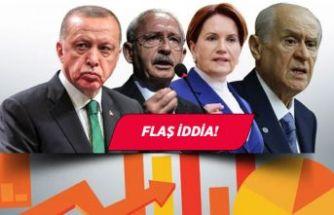 Seçim ve Siyasi Partiler Yasası değişiyor!