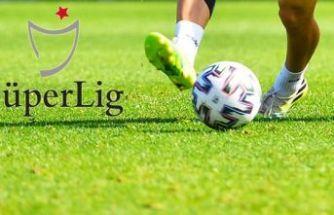 Süper Lig 20. hafta karşılaşmaları