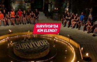 Survivor'da sürpriz veda!