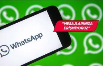 WhatsApp'tan Türkiye'ye özel açıklama!