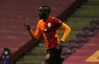 Yıldız forvet, Mbaye Diagne'yi bekliyor