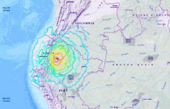 Kehanet gerçek oldu! 7.7 büyüklüğünde deprem