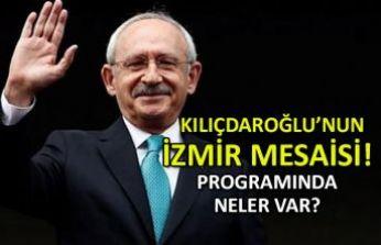 Kılıçdaroğlu bugün İzmir'de: Programında neler var?