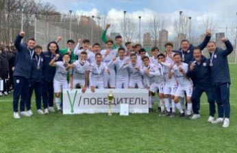 Altınordu U16 Rusya'da şampiyon