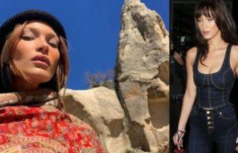 Kapadokya güneşi Bella'yı yaktı