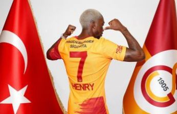 Galatasaray, Henry Onyekuru'yu kadrosuna kattı