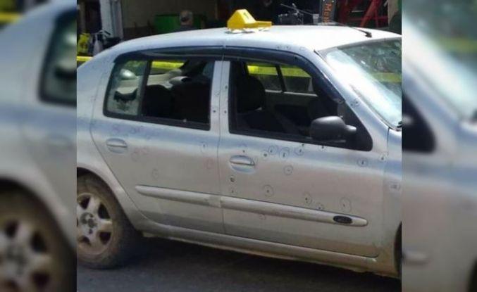 İzmir'de otomobile pompalı tüfekle saldırdırlar