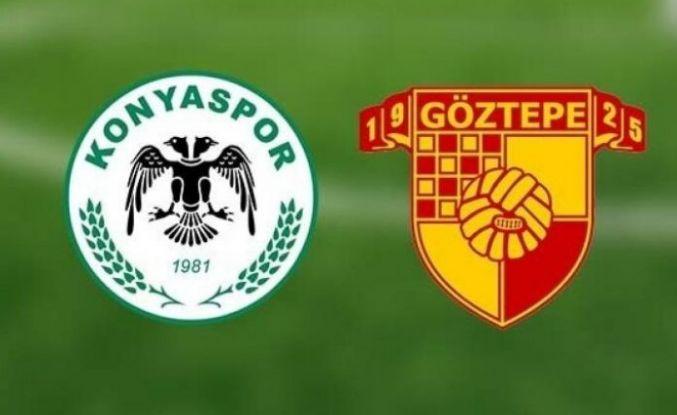 Konyaspor Göztepe maçı ne zaman saat kaçta hangi kanalda?