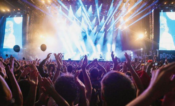 Rock, Rap, Pop aynı sahnede Azmak Festivali'nde