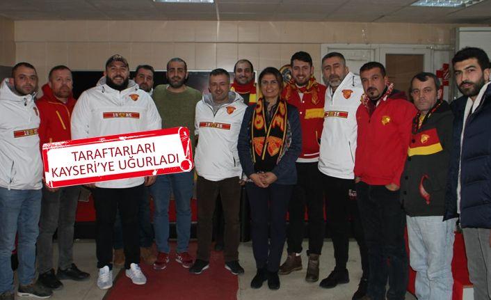 AK Partili Eroğlu: Başarılar Göztepem