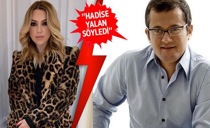 Cengiz Semercioğlu Hadise'yi eleştirdi!