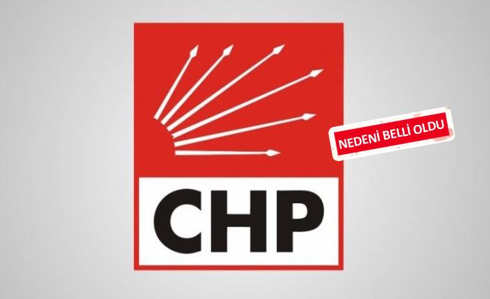 CHP İzmir'de o ilçe başkanı istifa etti
