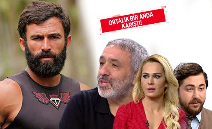 Murat Özarı Survivor Turabi'yi tehdit etti