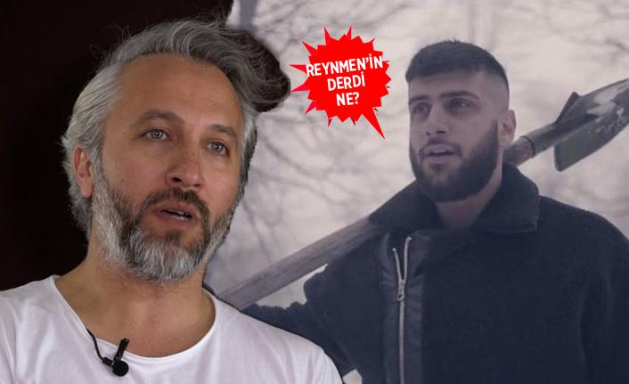 Onur Baştürk, Reynmen'in videoyu neden gizlediğini yazdı!