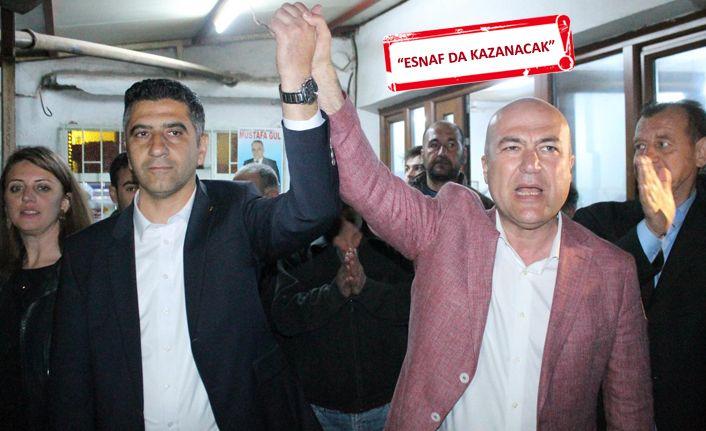 CHP'li Kayalar'dan 'Menderes Kart' müjdesi