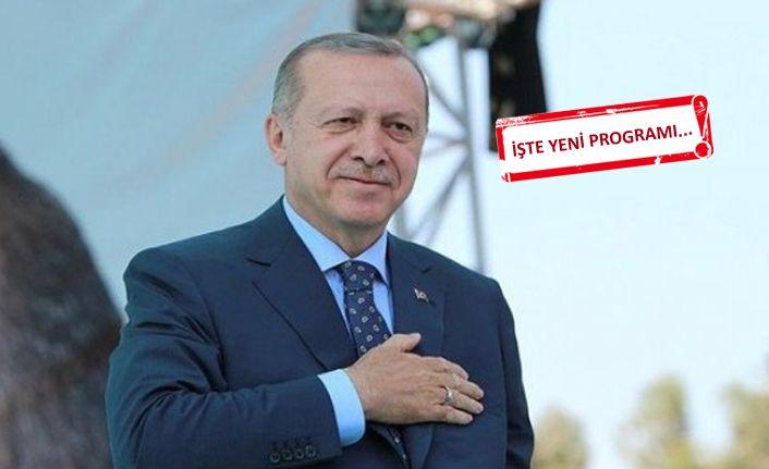 Cumhurbaşkanı Erdoğan'ın İzmir programı iptal