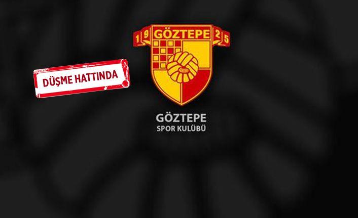 Göztepe'de istatistikler S.O.S veriyor!