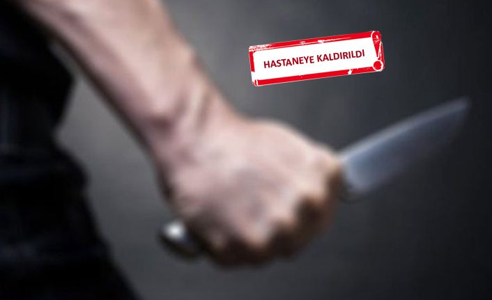 İzmir'de ilçe başkanı bıçaklandı