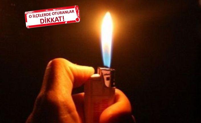 İzmirelektrik kesintisi