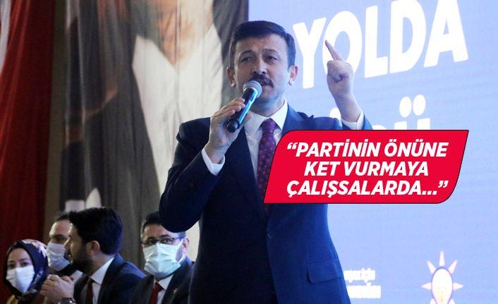 Genel Başkan Yardımcısı Dağ, AK Parti Uşak 7. Olağan İl Kongresi'nde konuştu