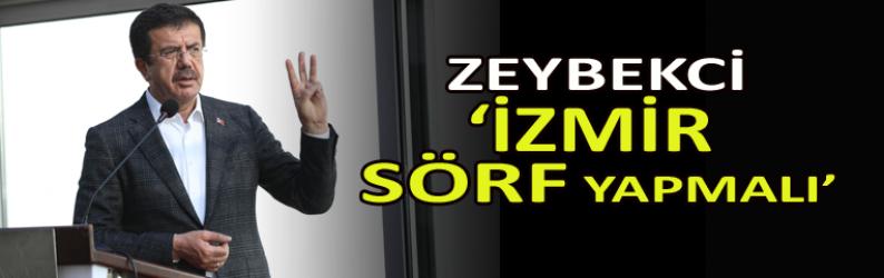'İzmir sörf yapmalı'