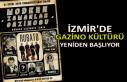 İzmir'de gazino kültürü yeniden başlıyor